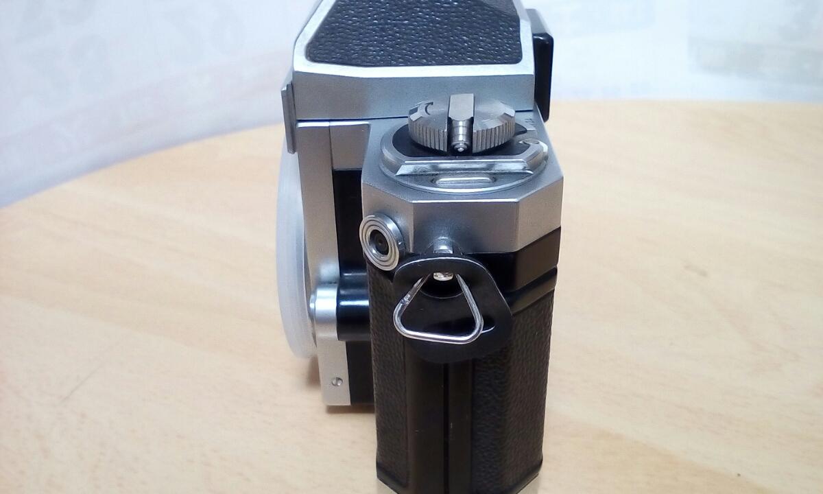 Nikon F 640Fに近い6411xxxです 外観は綺麗です 難あり ジャンク品扱いで_画像8