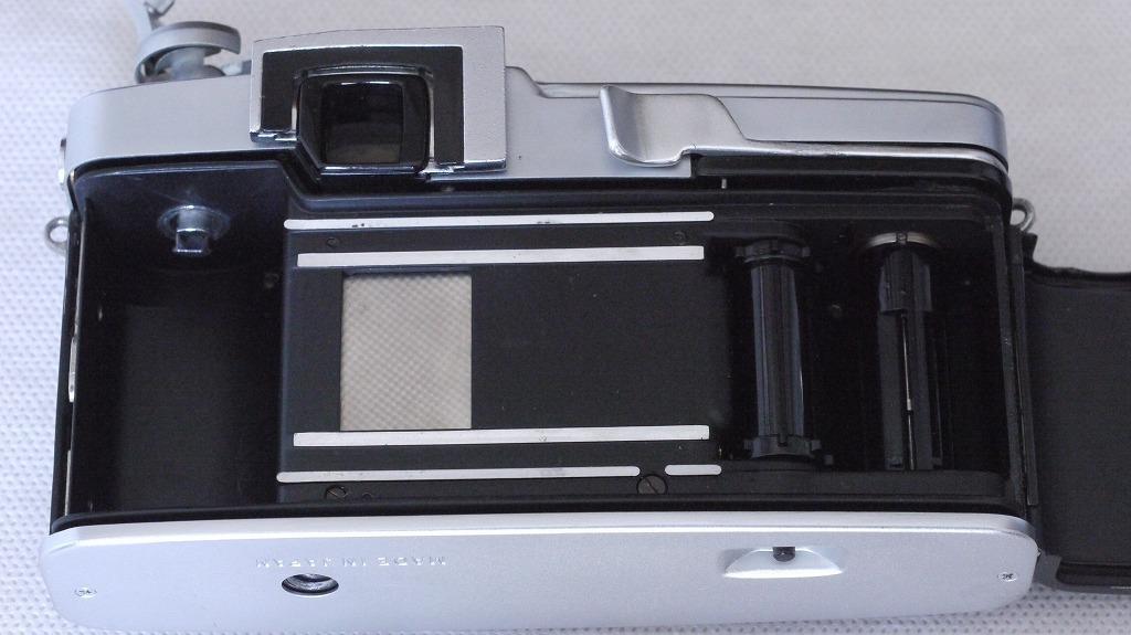 Olympus Pen FV オリンパス ペンFV ハーフサイズ一眼レフ 38ミリ F1.8 レンズ、外付け露出計付き_画像4