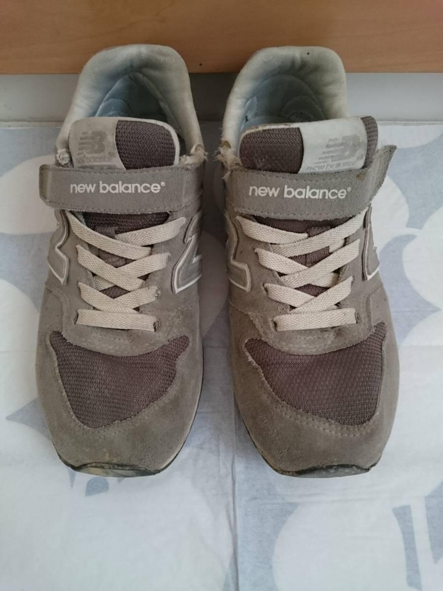 1621a720c06e3 代購代標第一品牌- 樂淘letao - ニューバランスNEW BALANCE 996 スニーカーシューズ靴キッズ子供用21cm グレー男の子男女兼用