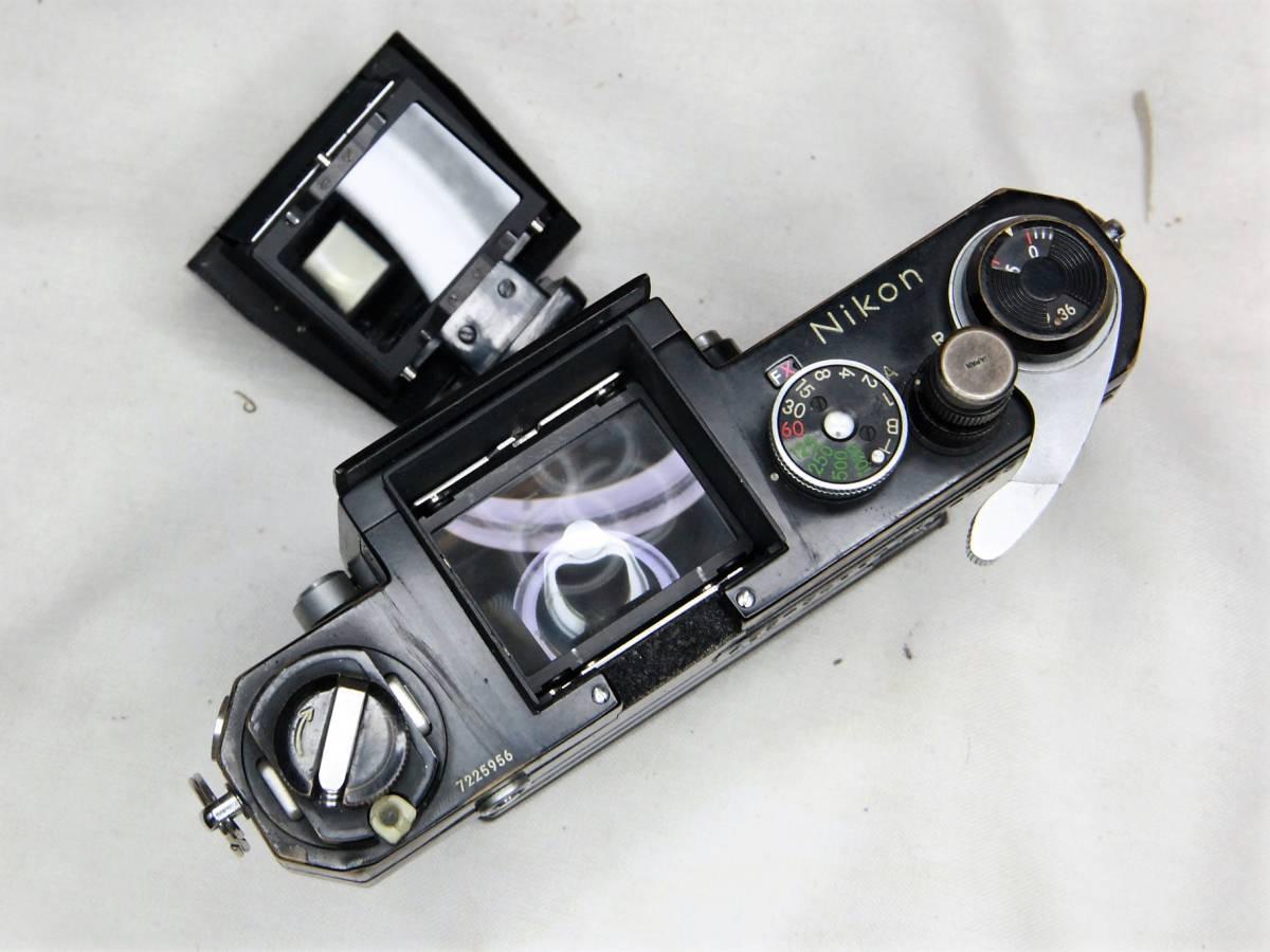 ★ニコン Nikon F ボディ★_画像4