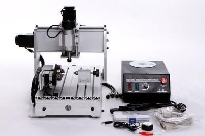 【最安】最新版 CNC3020 4軸 フライス盤 nc 旋盤