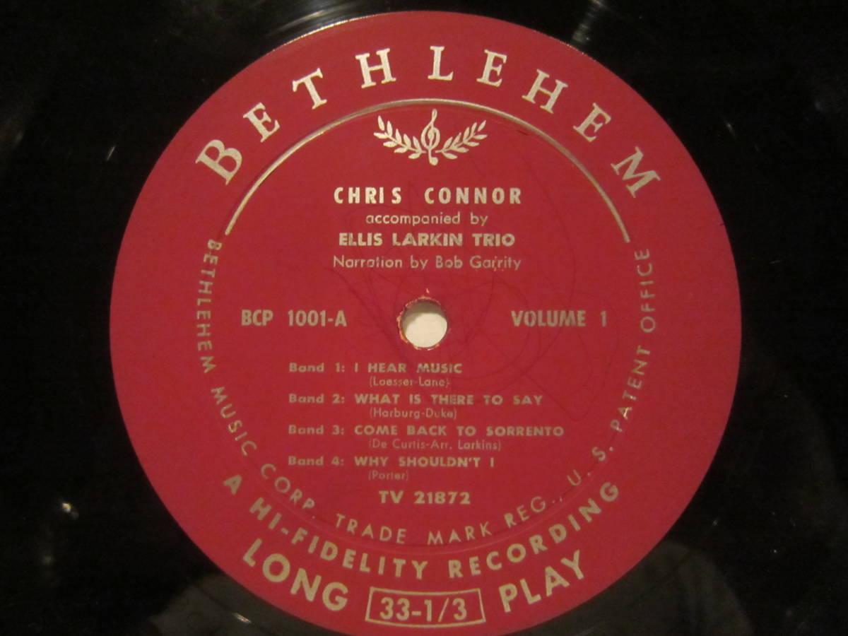 ◆ Cris Conner/Sings Lullabys Of Birdland ◆_画像3
