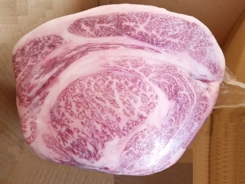 ■ Japanese beef A4A5 grade Tokujo ribulose Kyushu about 0.8kg ~ sold by weight quick-frozen vacuum-fresh ★ AM ★