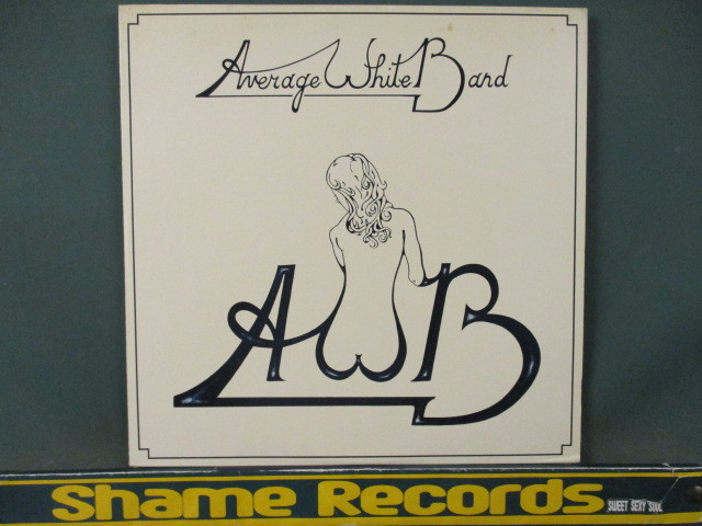 Average White Band : AWB LP // Pick Up The Pieces / 5点で送料無料_画像1