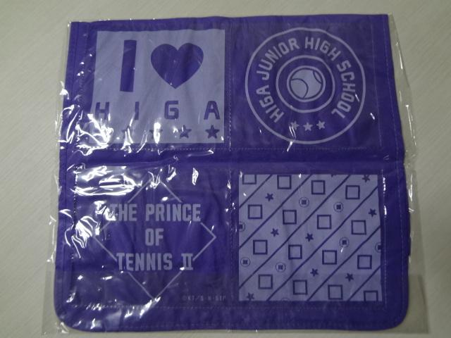 (SEH0122)新テニスの王子様 ウォールポケット アニくじS D-4賞(比嘉)/D-6賞(キャライラスト) 2個セット_画像5