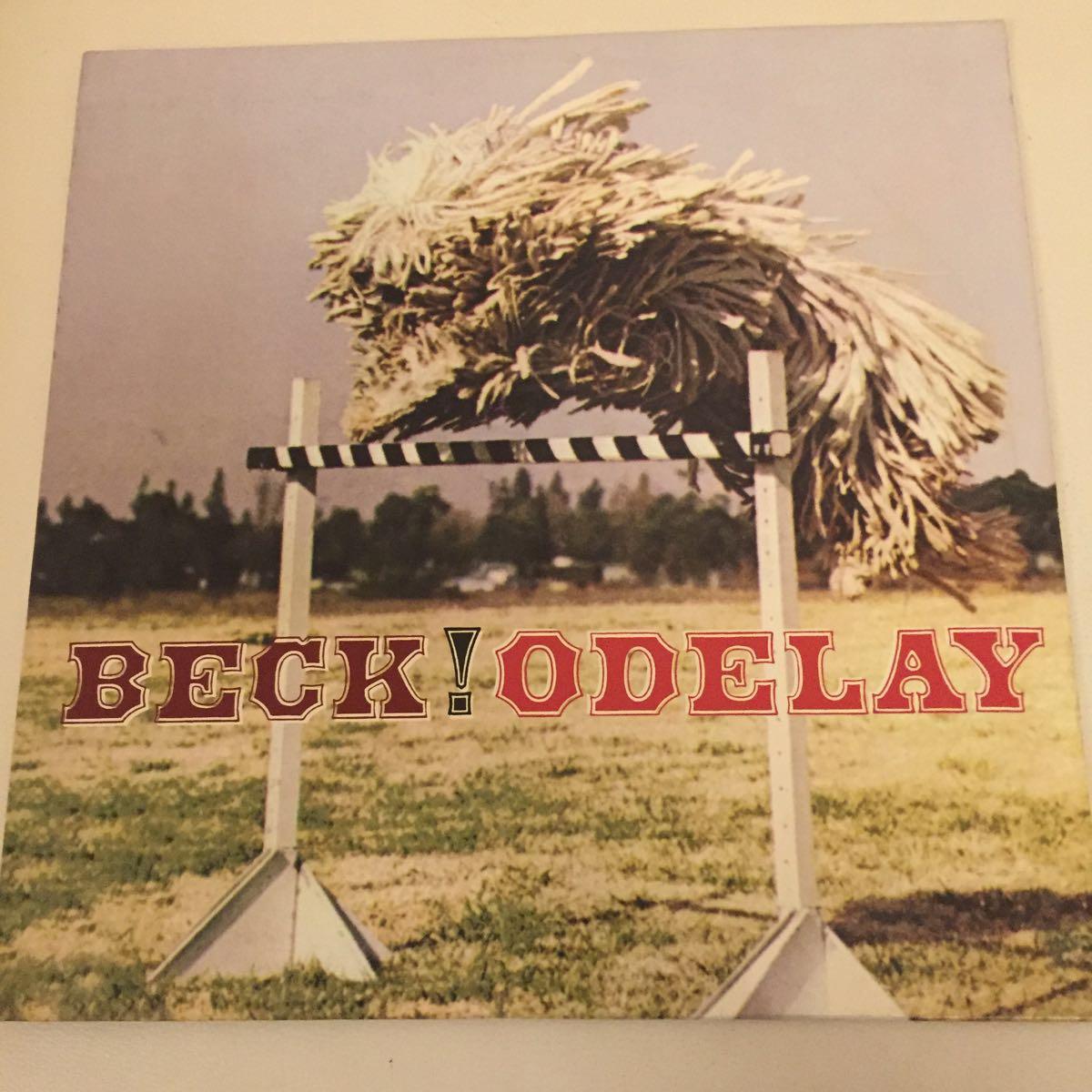 Beck! / Odelay ◎LPレコード 重量盤