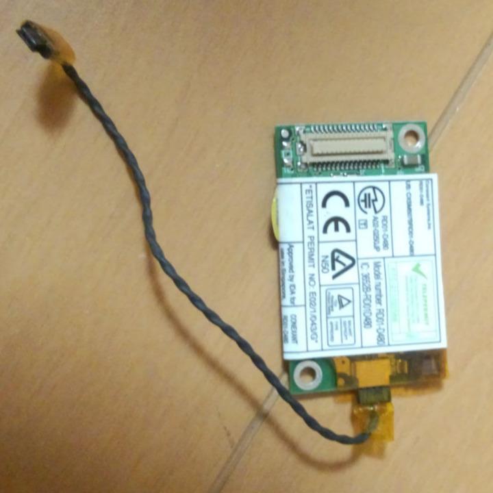 SONY VAIO PCG-FR55G/B モデムパーツ
