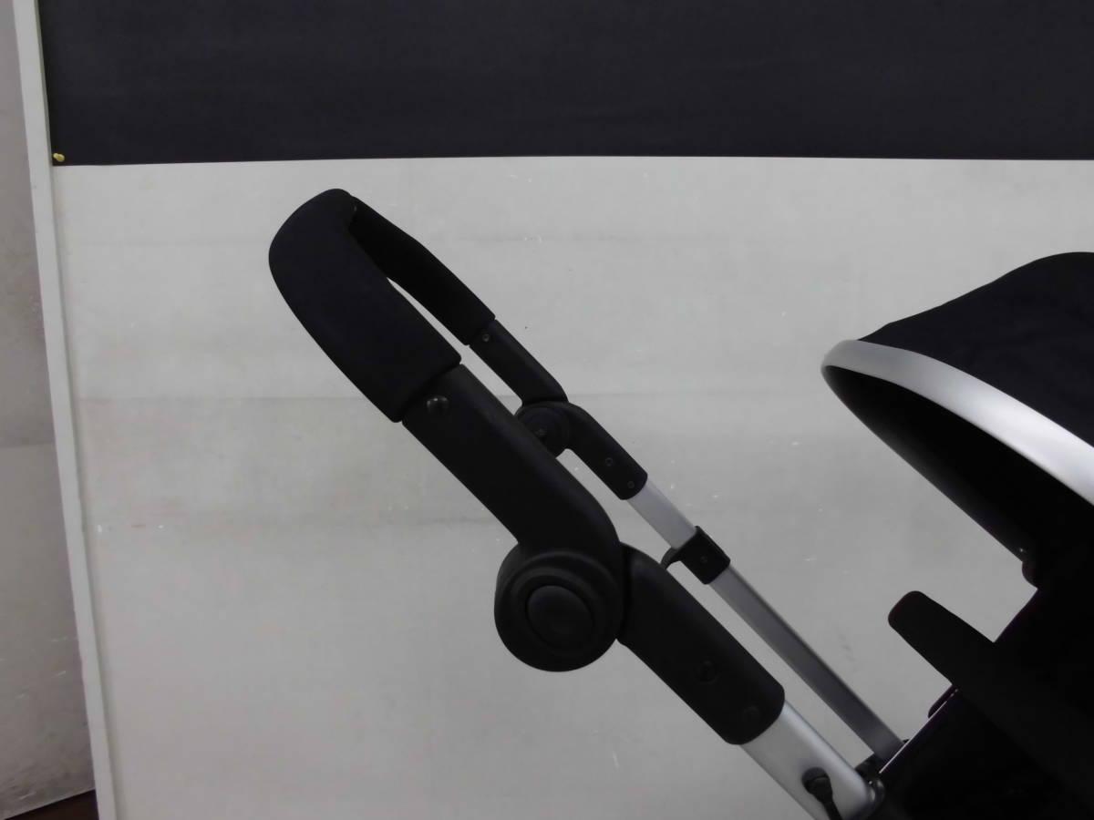 ◆アウトレット品◆輸入ベビーカー B型 バギー オランダ FirstWeels CityElite ブラック _画像7