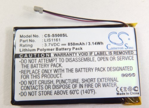 CLIE PEG-S300, CLIE PEG-S320, CLIE PEG-S360, CLIE PEG-S500, CLIE PEG-S500C用電池 新品_画像1