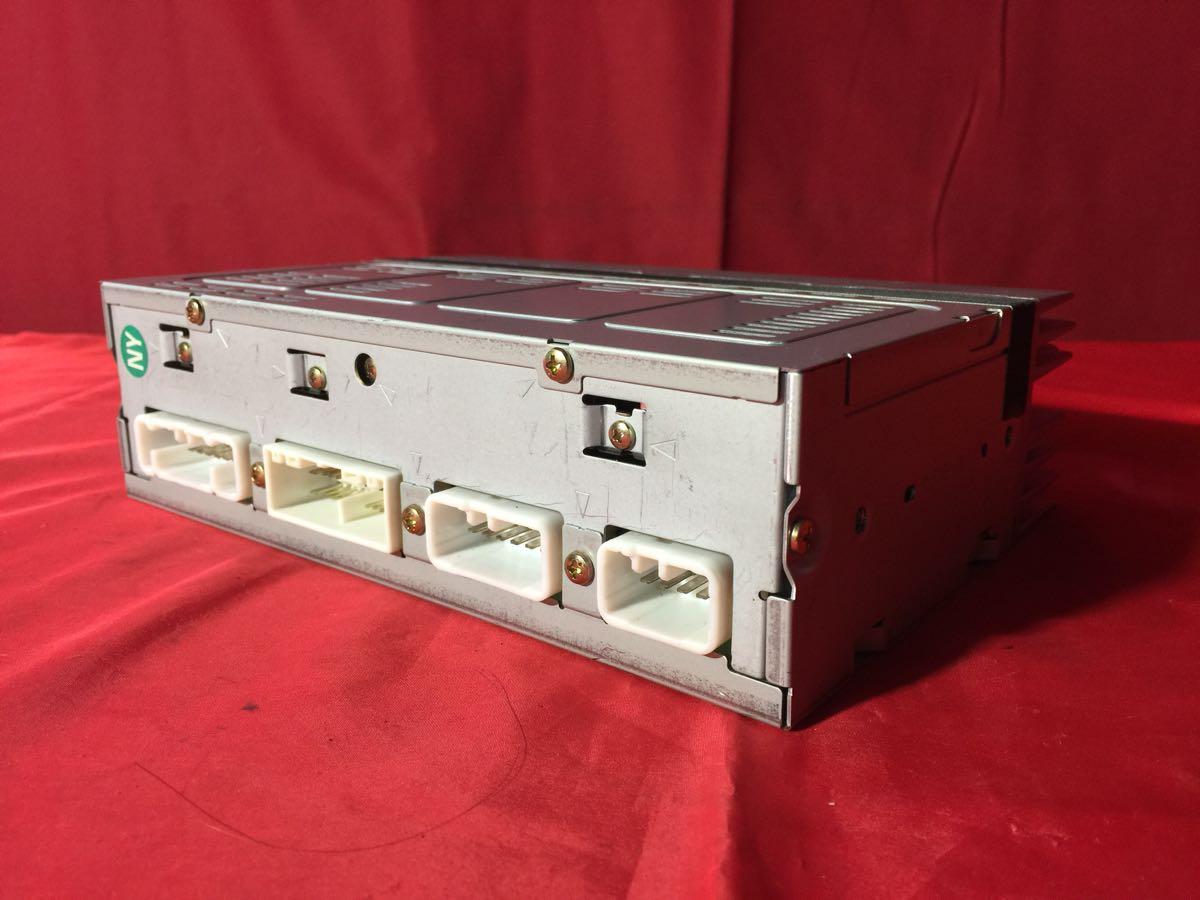 D0225 中古 セルシオ UCF30 UCF31 前期 純正 オーディオ アンプ 86280-50221 GM-9006 動作保証_画像1