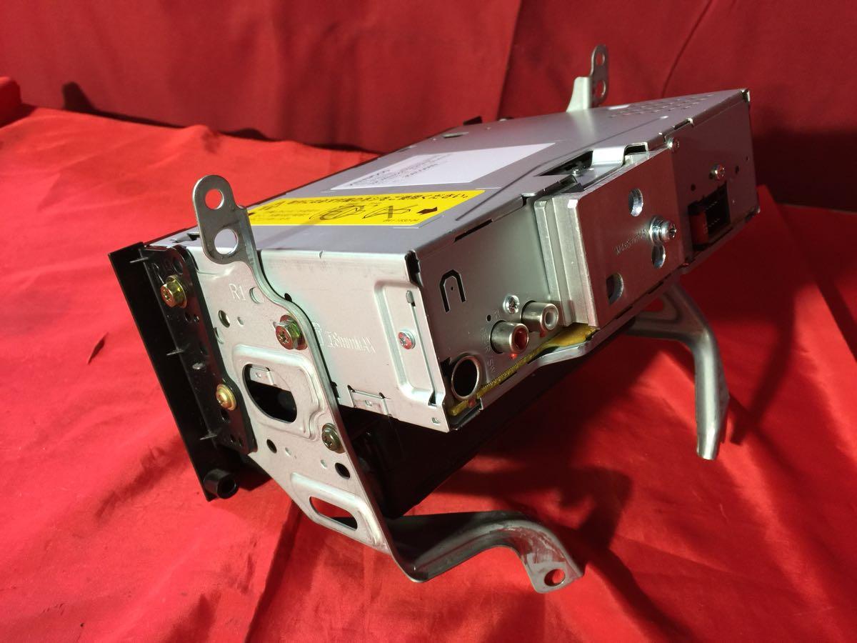 D0261 中古 KENWOOD ケンウッド U373 CDプレイヤー レシーバー オーディオ チューナー 1DIN USB AUX iPod 動作保証_画像6