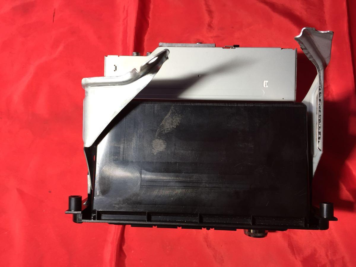 D0261 中古 KENWOOD ケンウッド U373 CDプレイヤー レシーバー オーディオ チューナー 1DIN USB AUX iPod 動作保証_画像8