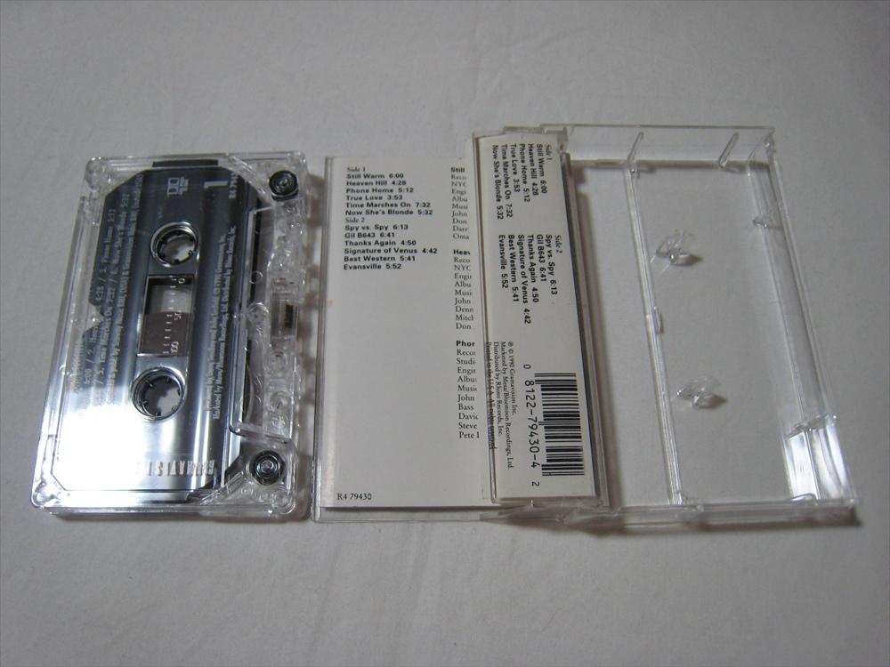 【カセットテープ】 JOHN SCOFIELD / SLO SCO : BEST OF THE BALLADS US版 ジョン・スコフィールド ソロ・スコ (ベスト・オブ・バラード)_画像3