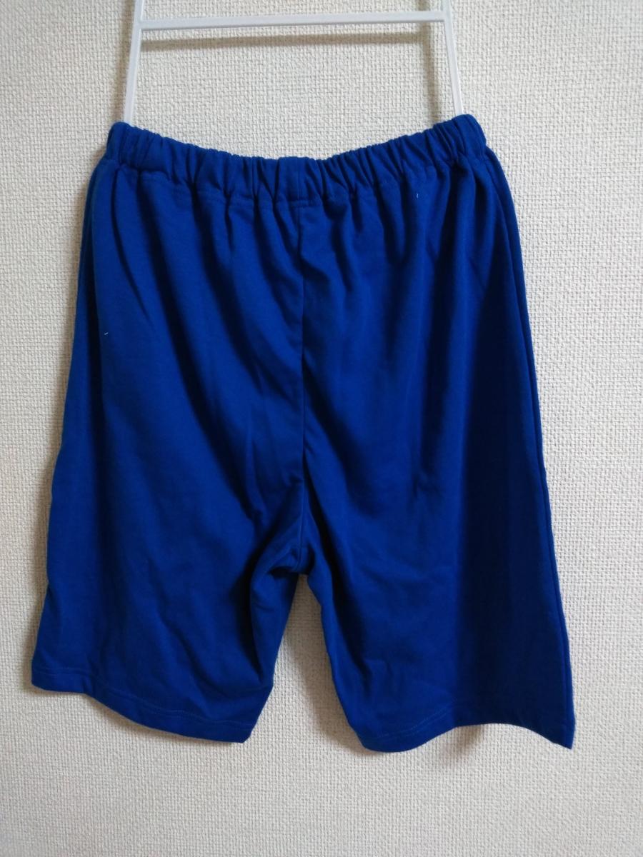 プラレール パジャマ ブルー×ネイビー 110 *新品*半袖*半ズボン*新幹線*電車*男の子*こまち*かがやき*はやぶさ*_画像3