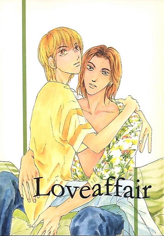 送料無料 SMAP 同人誌 Love affair 木中
