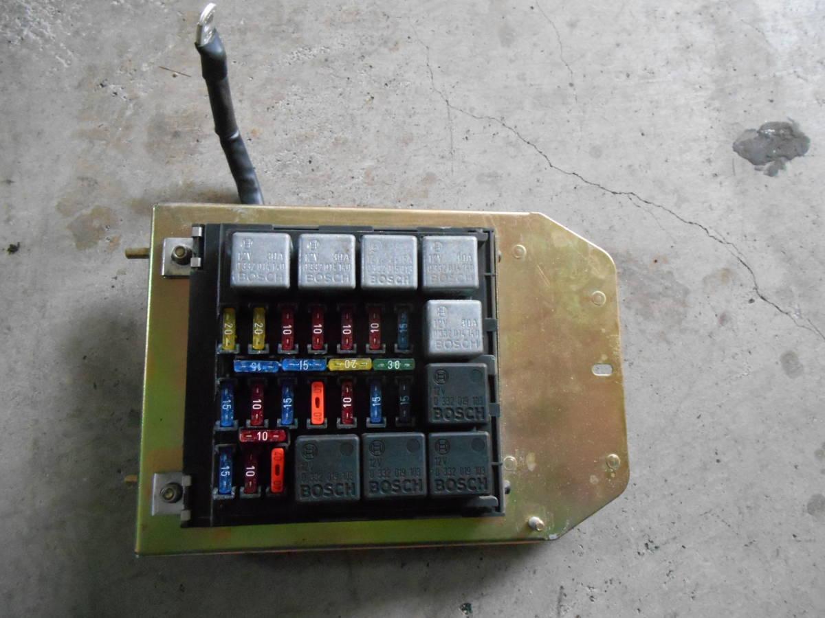 FERRARI Ferrari F355 interior fuse box
