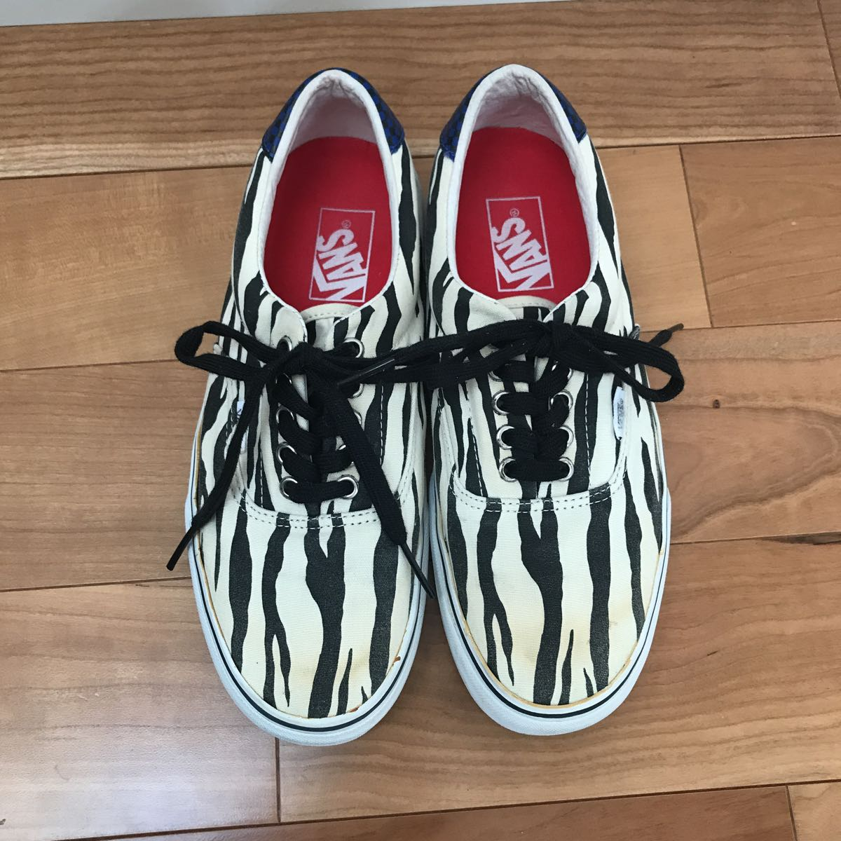 Supreme× Vans Zebra Era/ バンズ エラ ロゴ