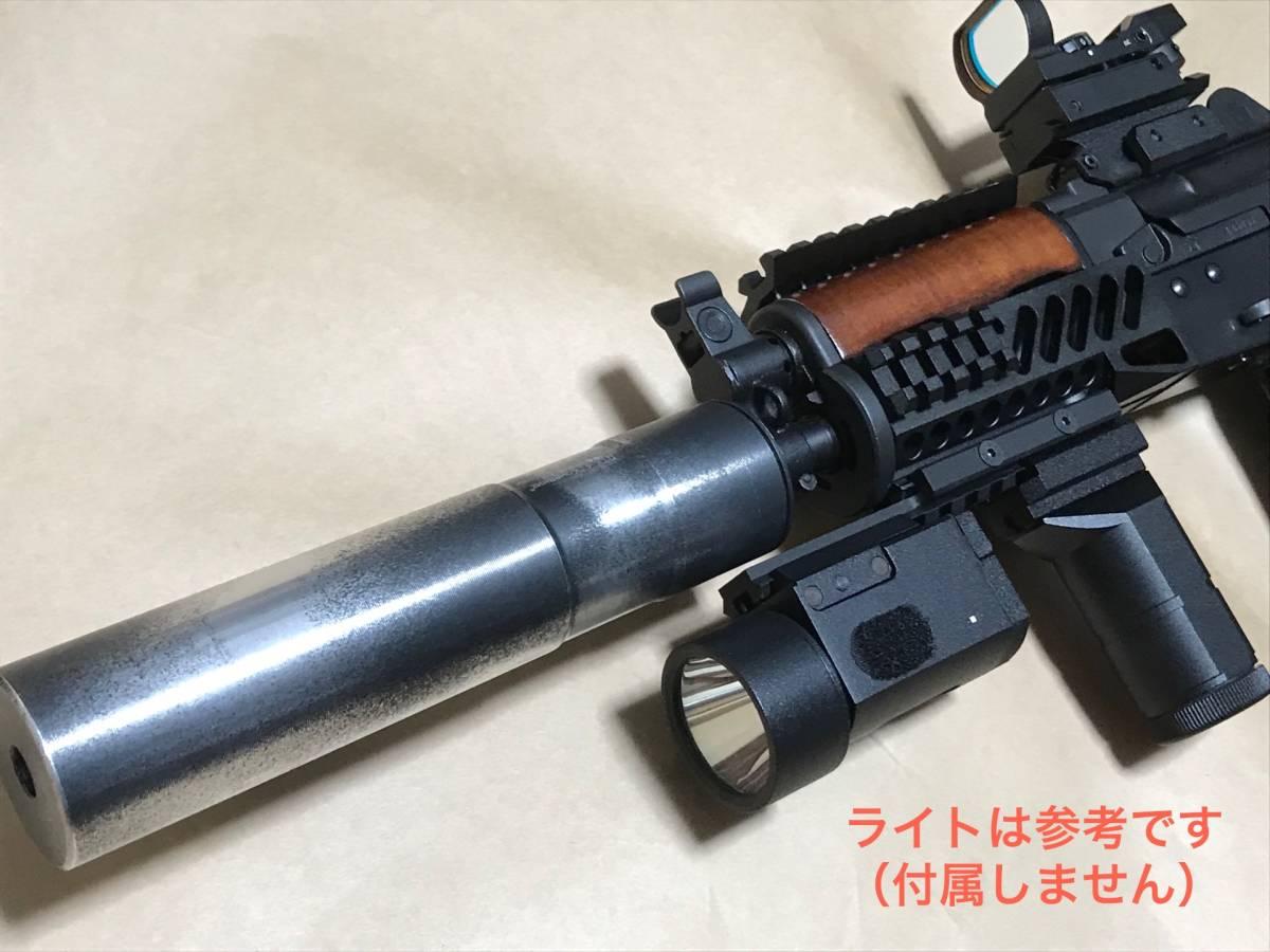 【交渉有り!!新品カスタム!!】LCT AKS74U Zenit カスタム 内部調整 実物マガジン付【送料一律!!】_画像3