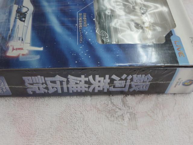 ★★新品未開封!PCゲーム 銀河英雄伝説 スペシャルパック フリートファイルコレクション同梱★★_画像3