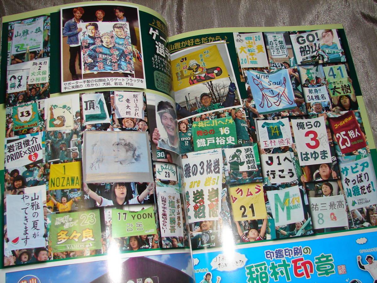 【松本山雅FC J1昇格 2014戦いの全記録(市民タイムス)】サッカー長野 信州 jリーグ _画像3