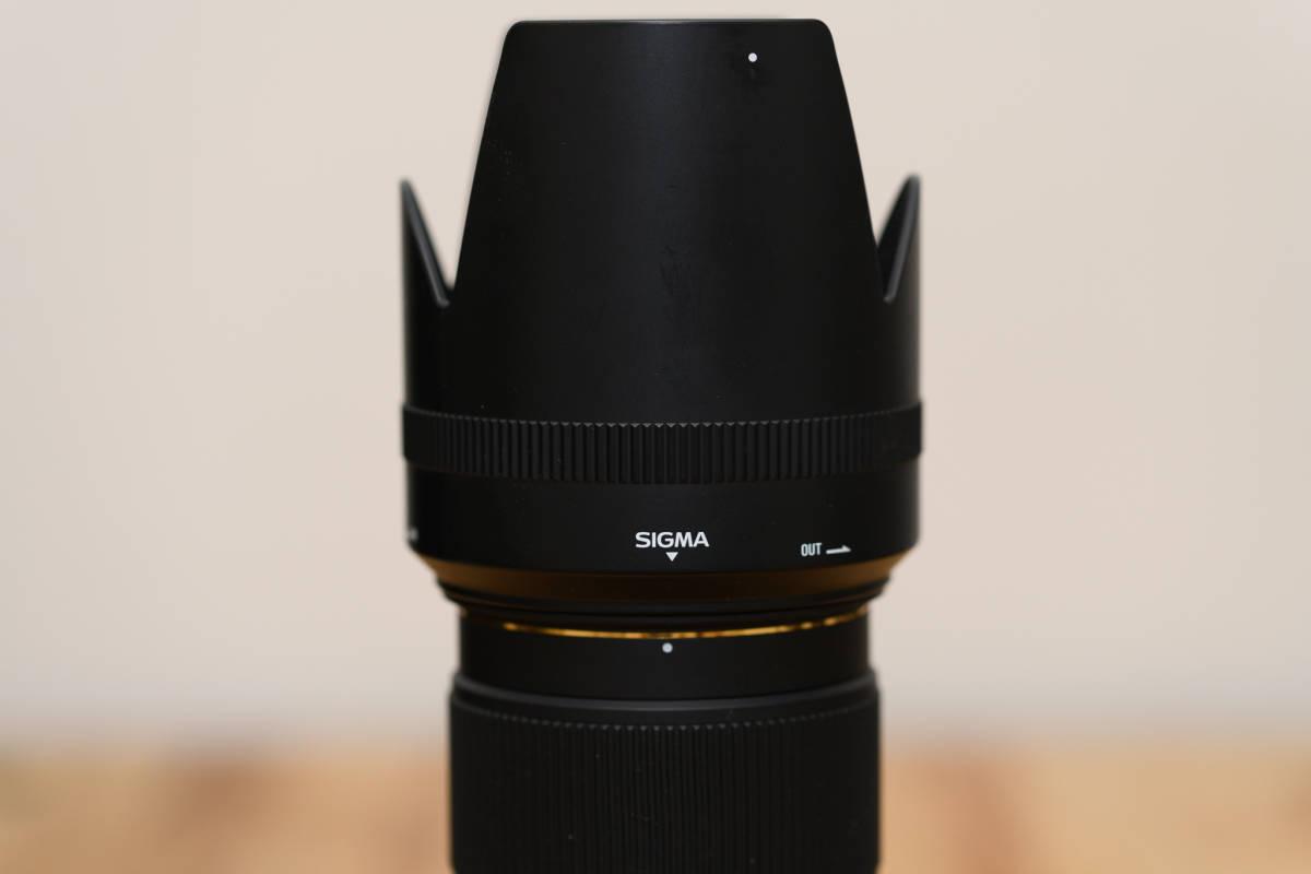 【良品・即決】大三元 SIGMA APO 70-200mm F2.8 EX DG OS HSM (ニコンマウント) 手振れ補正付 NIKON ニコン用 おまけ付き_画像4