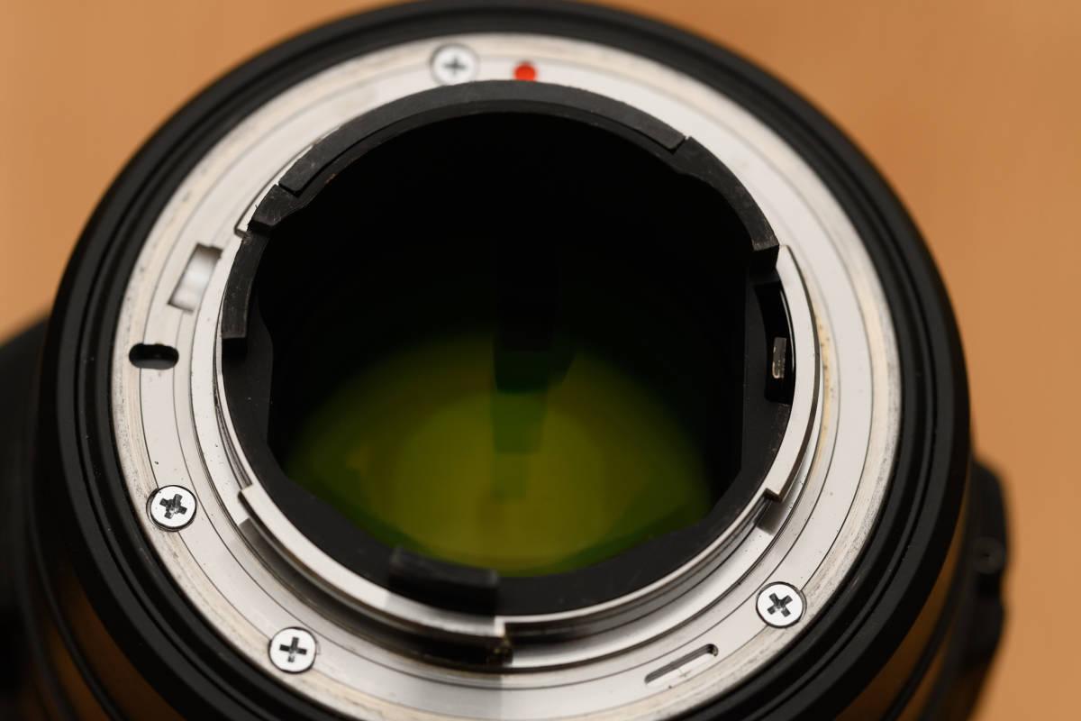 【良品・即決】大三元 SIGMA APO 70-200mm F2.8 EX DG OS HSM (ニコンマウント) 手振れ補正付 NIKON ニコン用 おまけ付き_画像6
