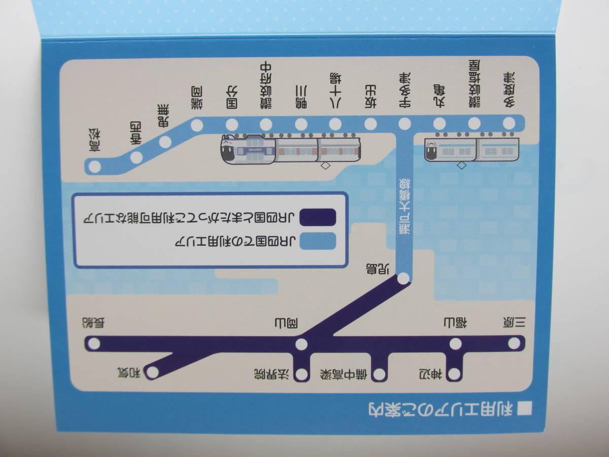 SHIKOKU ICOCA デビュー記念 ICOCA 新品 残金1500円_画像3