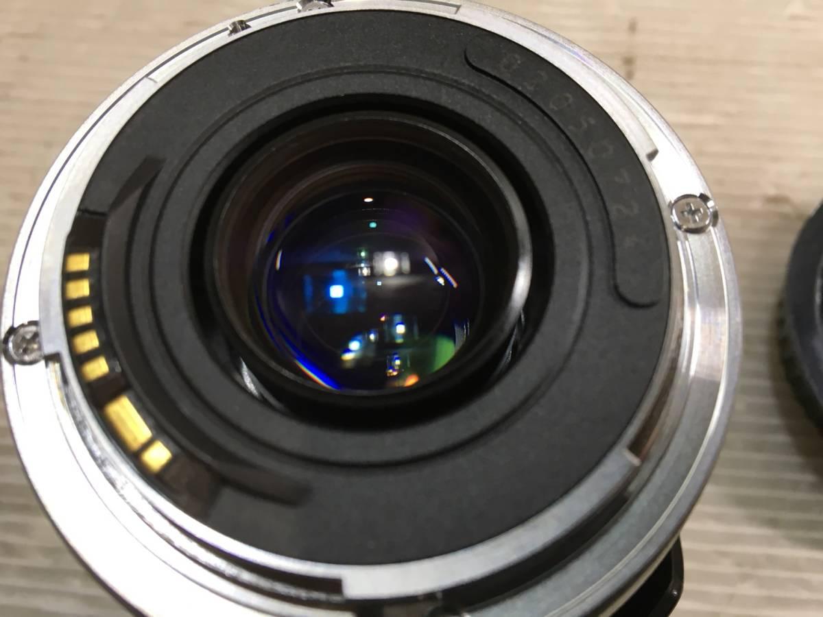(98)Canon キャノン ULTRASONIC Canon ZOOM LENS EF 24-85mm 1:3.5-4.5_画像3