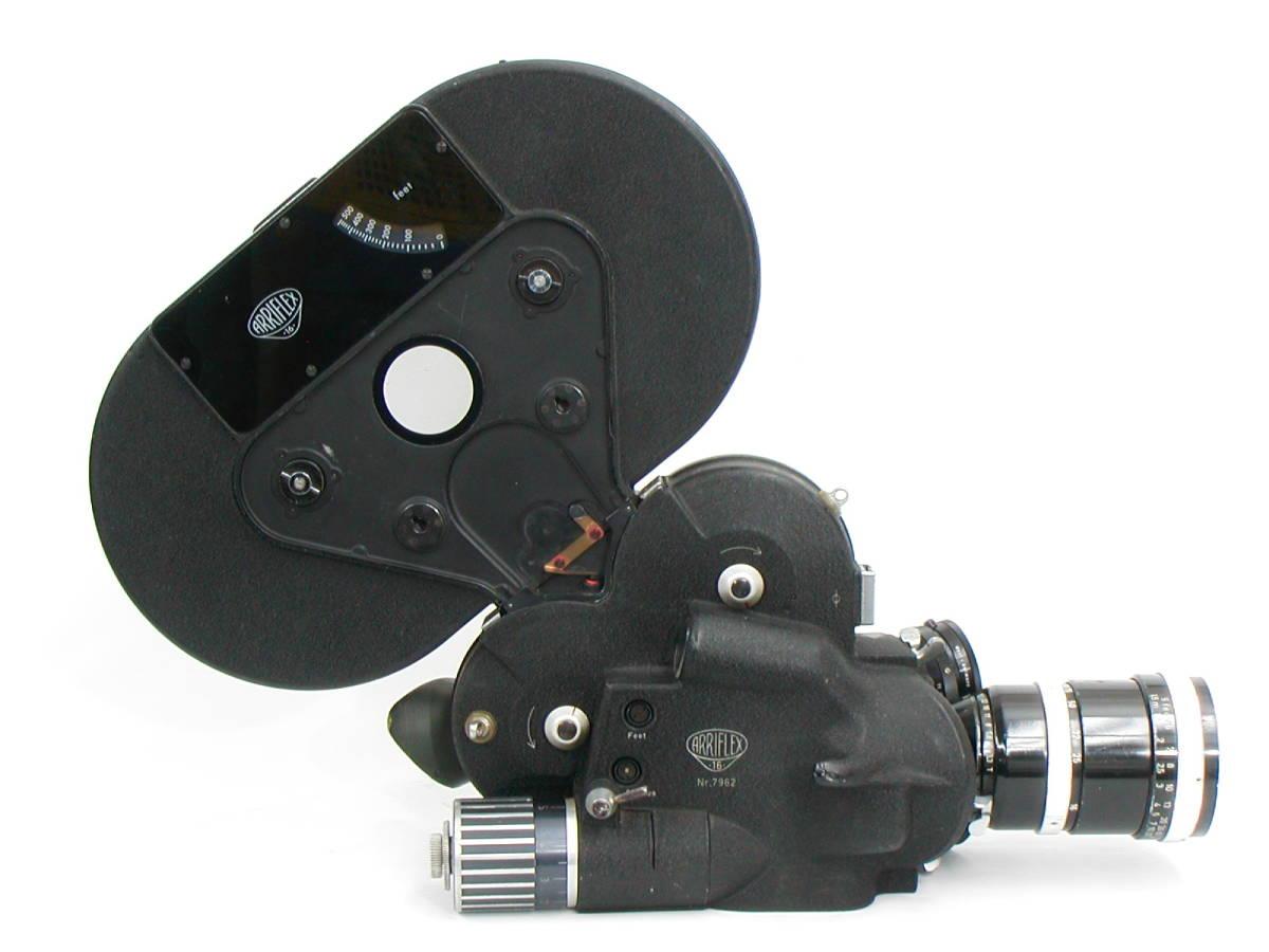 アリフレックス16mm Cine-Xenon1:2/16、1:1.4/25、Vario-Sonnar1:2.8/10-100 <<動作未確認現状渡し>>_画像3