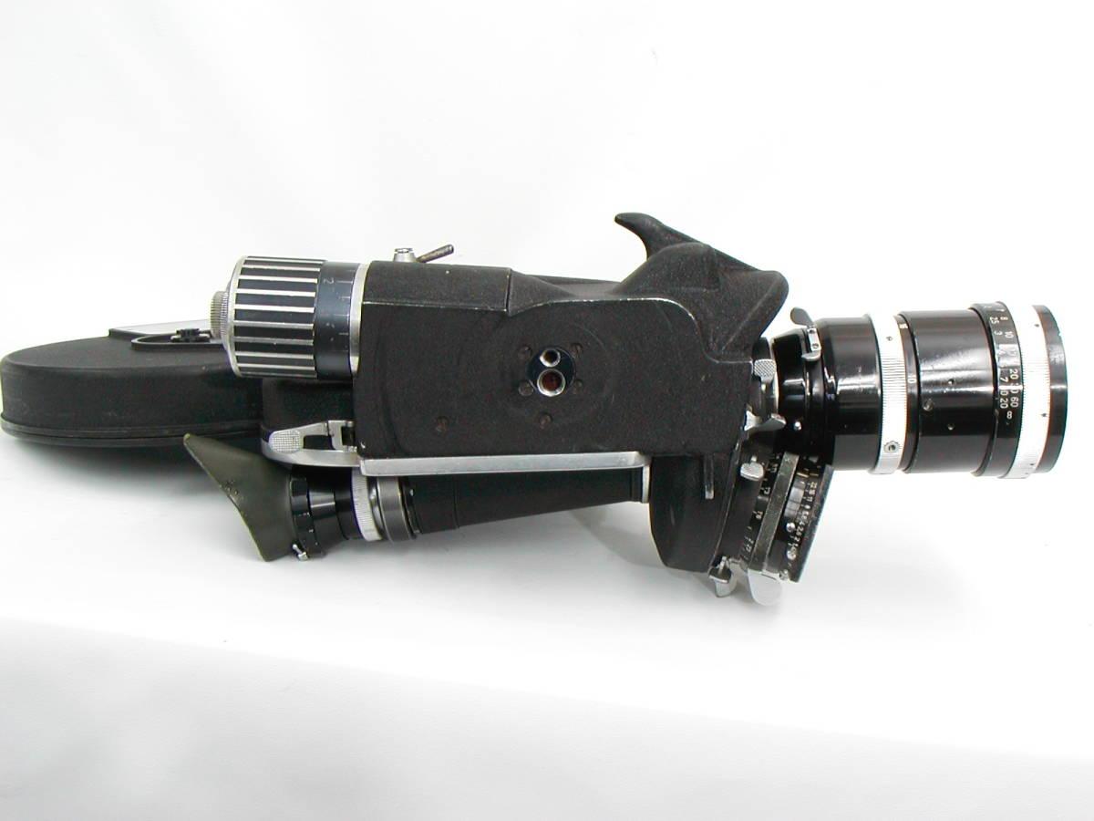 アリフレックス16mm Cine-Xenon1:2/16、1:1.4/25、Vario-Sonnar1:2.8/10-100 <<動作未確認現状渡し>>_画像6