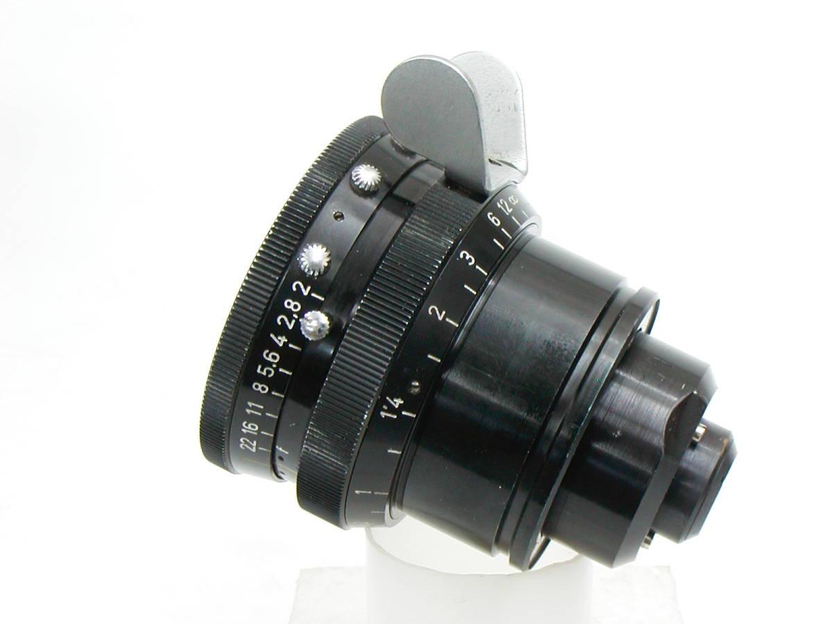 アリフレックス16mm Cine-Xenon1:2/16、1:1.4/25、Vario-Sonnar1:2.8/10-100 <<動作未確認現状渡し>>_画像7