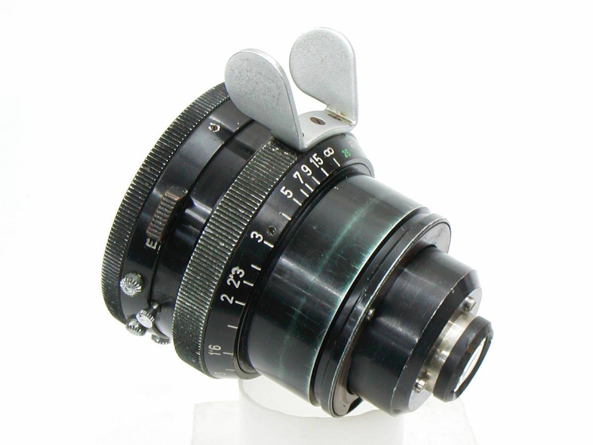 アリフレックス16mm Cine-Xenon1:2/16、1:1.4/25、Vario-Sonnar1:2.8/10-100 <<動作未確認現状渡し>>_画像8