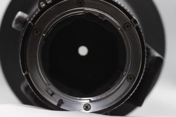 【実用動作品 1円スタート】ニコン Nikon Ai-s NIKKOR ED 400mm 3.5 超望遠 MF レンズ 単焦点 ニッコール 180420-01_画像5