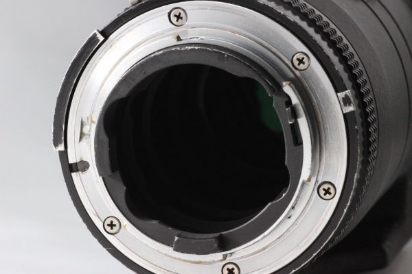 【実用動作品 1円スタート】ニコン Nikon Ai-s NIKKOR ED 400mm 3.5 超望遠 MF レンズ 単焦点 ニッコール 180420-01_画像2
