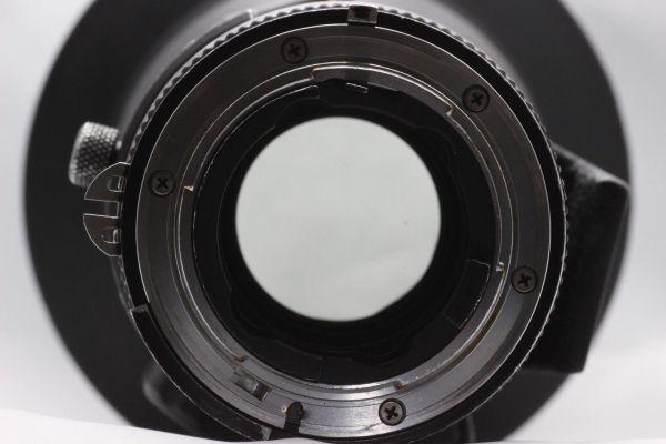 【実用動作品 1円スタート】ニコン Nikon Ai-s NIKKOR ED 400mm 3.5 超望遠 MF レンズ 単焦点 ニッコール 180420-01_画像4