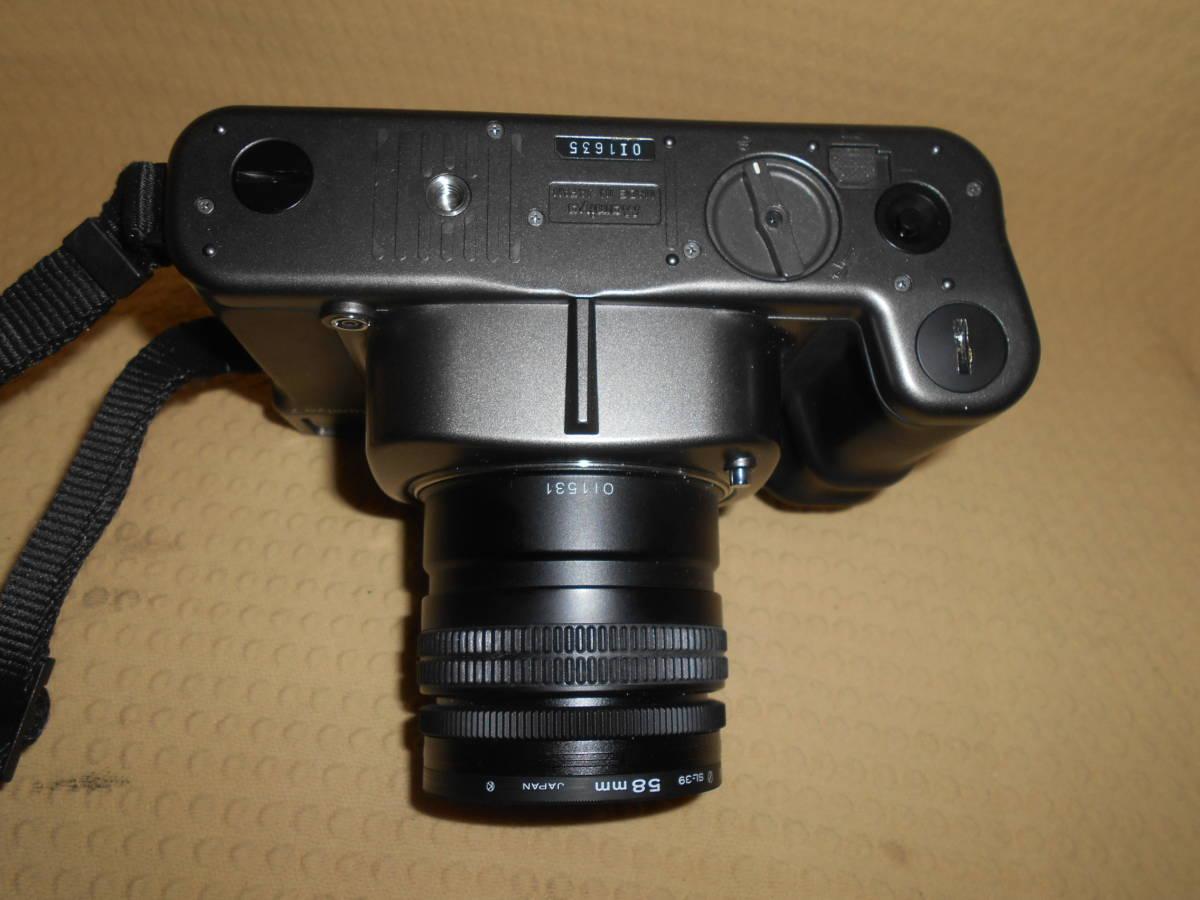 Mamiya7&レンズ Mamiya 1:4 f=80㎜ ジャンク品扱いで_画像6