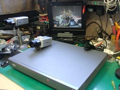 ☆★【GANZ】 ZP-CD902J ワンケーブル定電源重畳ユニットⅥ★☆_テスト画像です。 (綺麗でした。)