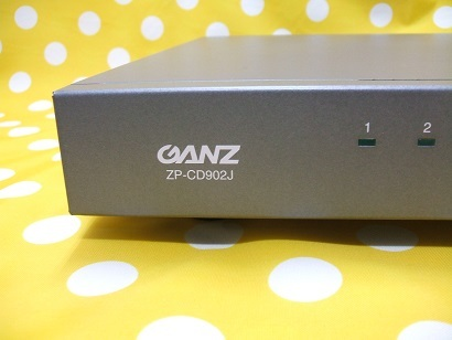 ☆★【GANZ】 ZP-CD902J ワンケーブル定電源重畳ユニットⅥ★☆_画像2