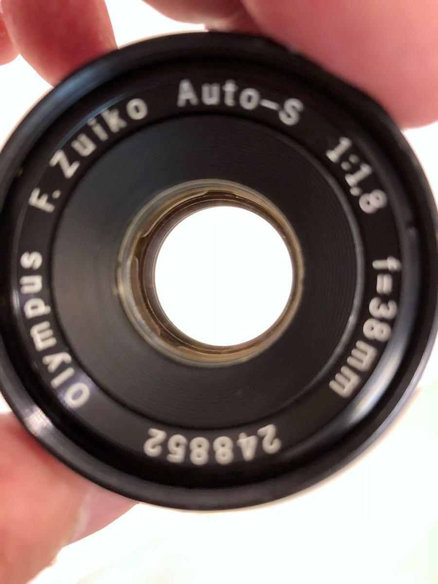 [美品] OLYMPUS PEN-FT オリンパス ペン FT [ハーフサイズカメラ]_画像8