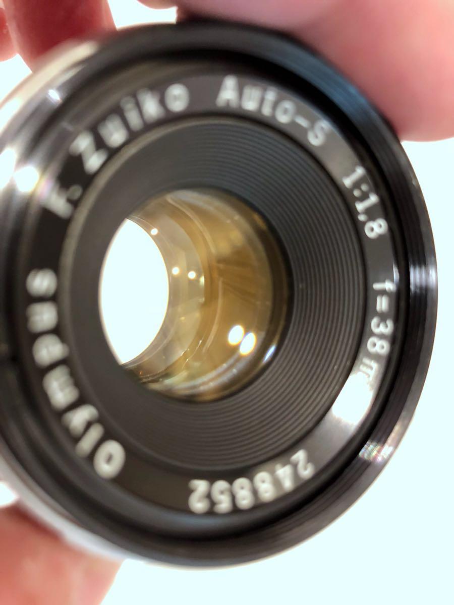 [美品] OLYMPUS PEN-FT オリンパス ペン FT [ハーフサイズカメラ]_画像7