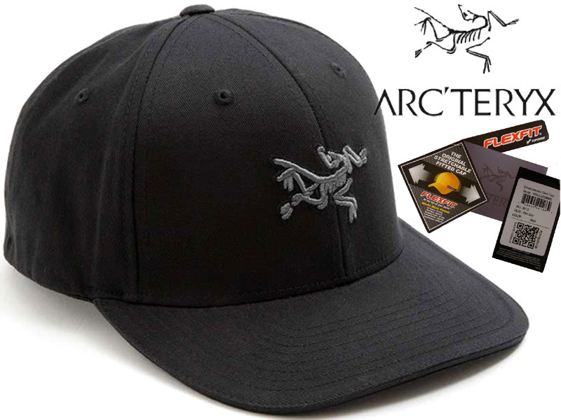 89498146fe9 new goods  ARC TERYX Embroidered Bird cap hat .. bird fossil Logo embroidery