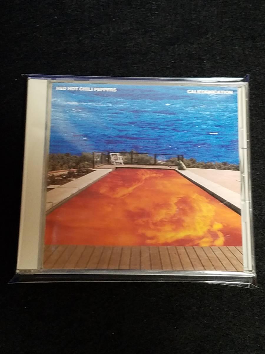 CD009 Red Hot Chili Peppers / CALIFORNICATION / レッド・ホット・チリ・ペッパーズ / カリフォルニケイション_画像1