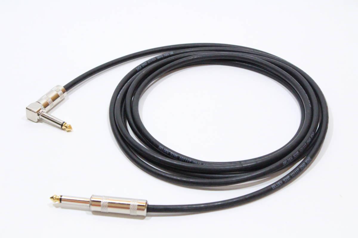 BELDEN 9395 × CLASSIC PRO【7m S-L 銀ハンダ仕様】送料無料 シールド ケーブル ギター ベース ベルデン_画像2
