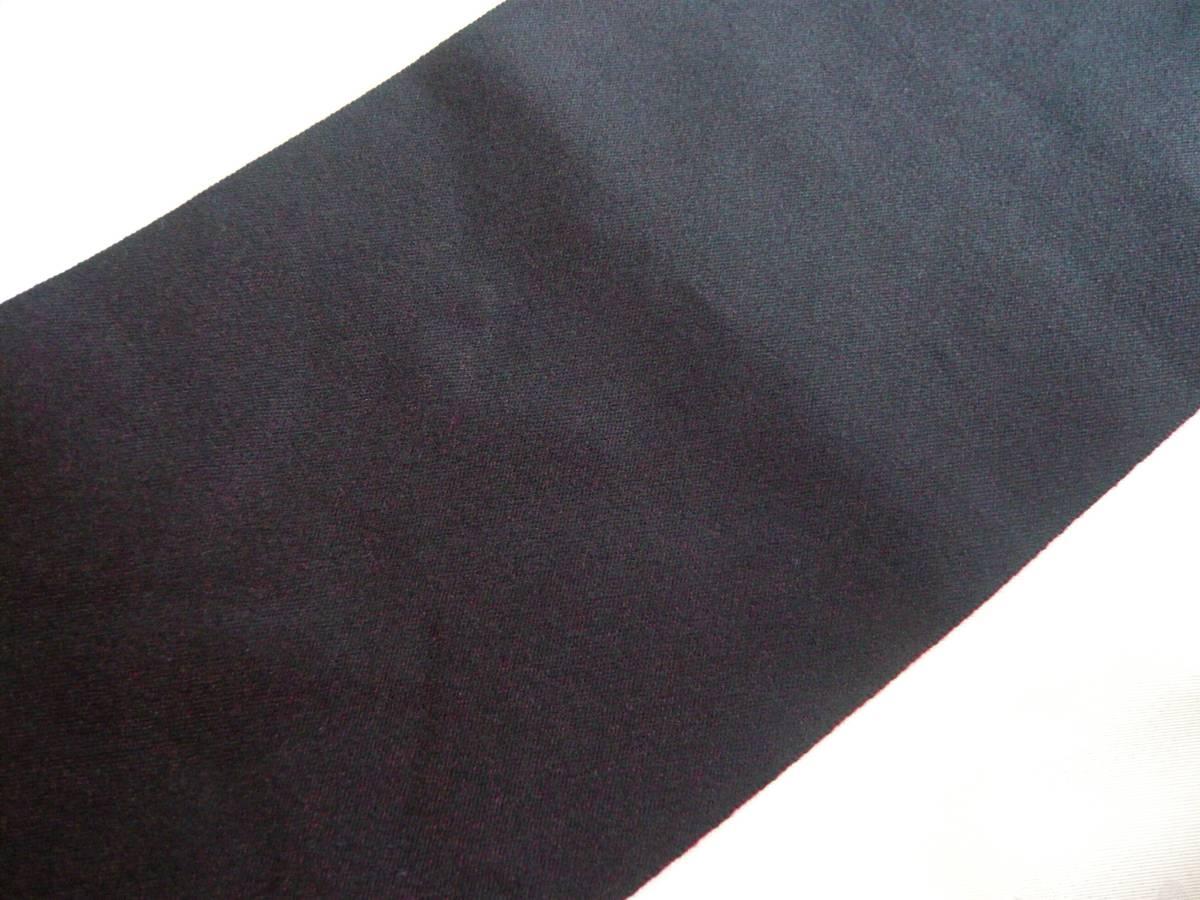 *未使用美品★半幅帯★濃桃色&黒色★リバーシブル★袴下帯★単衣帯★半巾帯★浴衣 着物 袴 ★2206_画像6