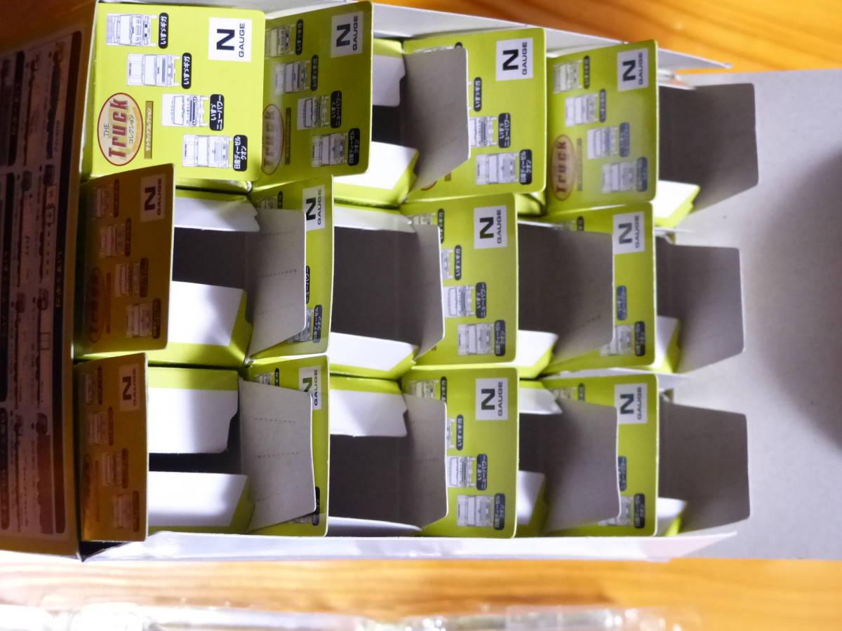 ★即決 1/150 トラックコレクション 7弾 開封済み BOX トラック トレーラー デコトラ トミーテック_画像4