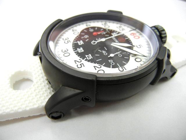 10311 中古良品 CTスクーデリア CT Scuderia DIRT TRACK CS10116 44M クロノグラフ 腕時計 クォーツ_画像2