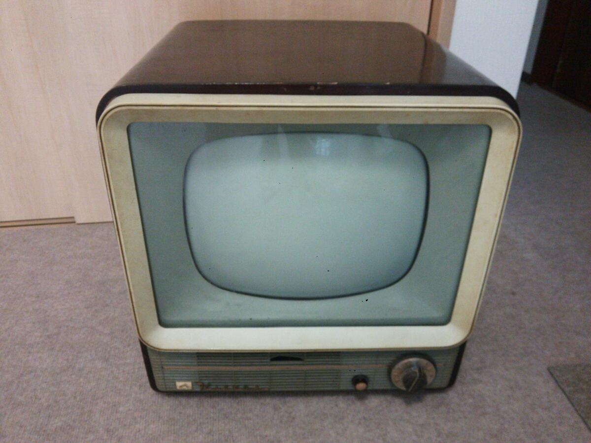 【昭和レトロ】ビクターテレビジャンク品