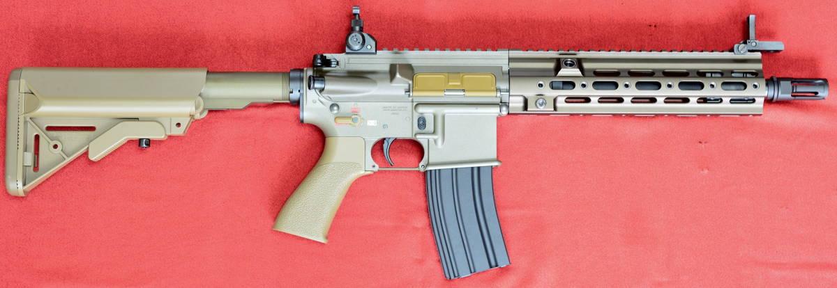 東京マルイ 次世代電動ガン HK416 デルタカスタム 一式 純正バッテリー マルフェスで配られたカタログ SBD付_画像3