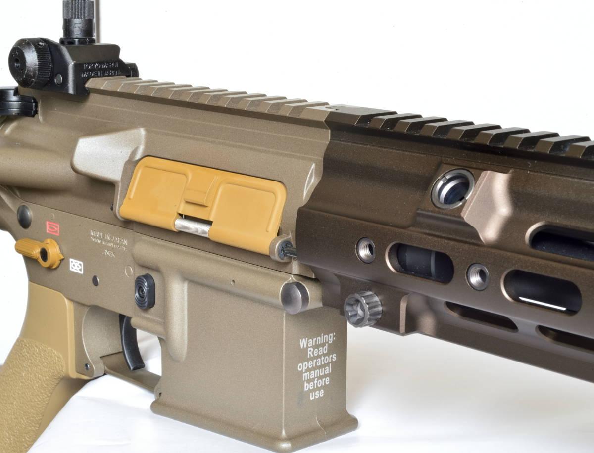 東京マルイ 次世代電動ガン HK416 デルタカスタム 一式 純正バッテリー マルフェスで配られたカタログ SBD付_画像6