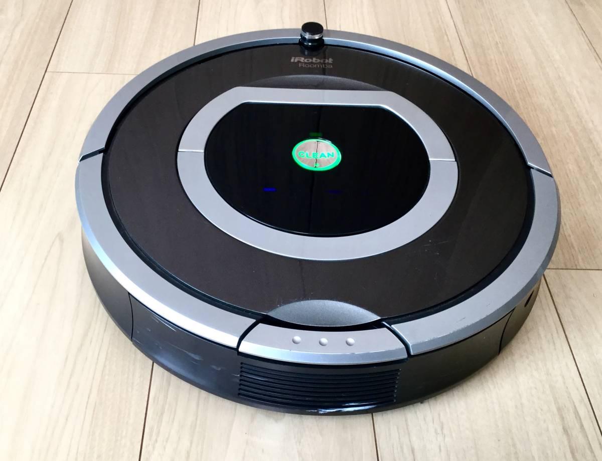 ロボット掃除機 ルンバ iRobot Roomba 780